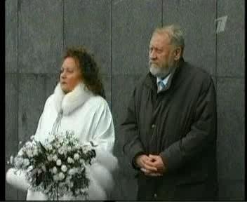 Anne Eenpalu ja Enn Tarto. PBK kaader