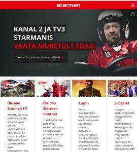 Starman.ee on suurim võitja erakanalite vabalevist lahkumisega. Hind on 6,99 eurot kuus.
